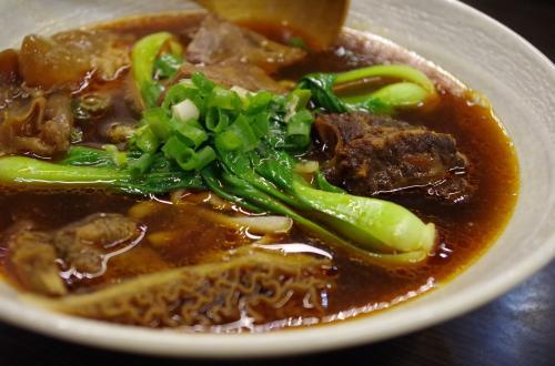 神仙川味牛肉麺