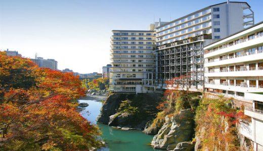 日光のおすすめ日帰り温泉宿ランキング  厳選10
