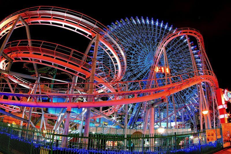 東京 首都圏エリアおすすめ遊園地 人気ランキング厳選10
