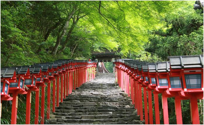 京都のパワースポット神社 おすすめランキング厳選10
