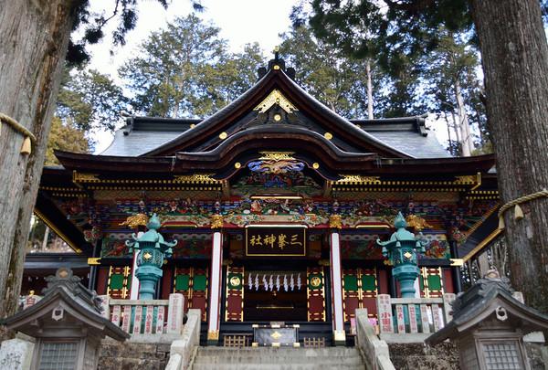 関東最強パワースポット秩父 三峰神社を徹底紹介!奥宮や温泉まで