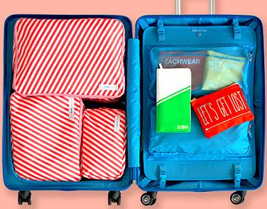 旅行の準備に!持ち物一覧&便利なトラベルグッズ・旅行用品を紹介