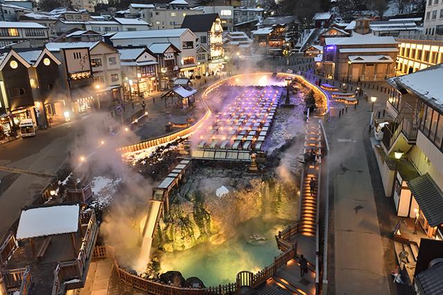 草津の温泉宿 人気旅館ランキング厳選10