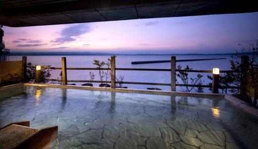和倉の温泉宿 人気の旅館ランキング厳選10