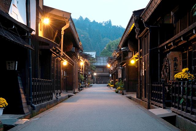 飛騨高山温泉の温泉宿 人気の旅館ランキング厳選10