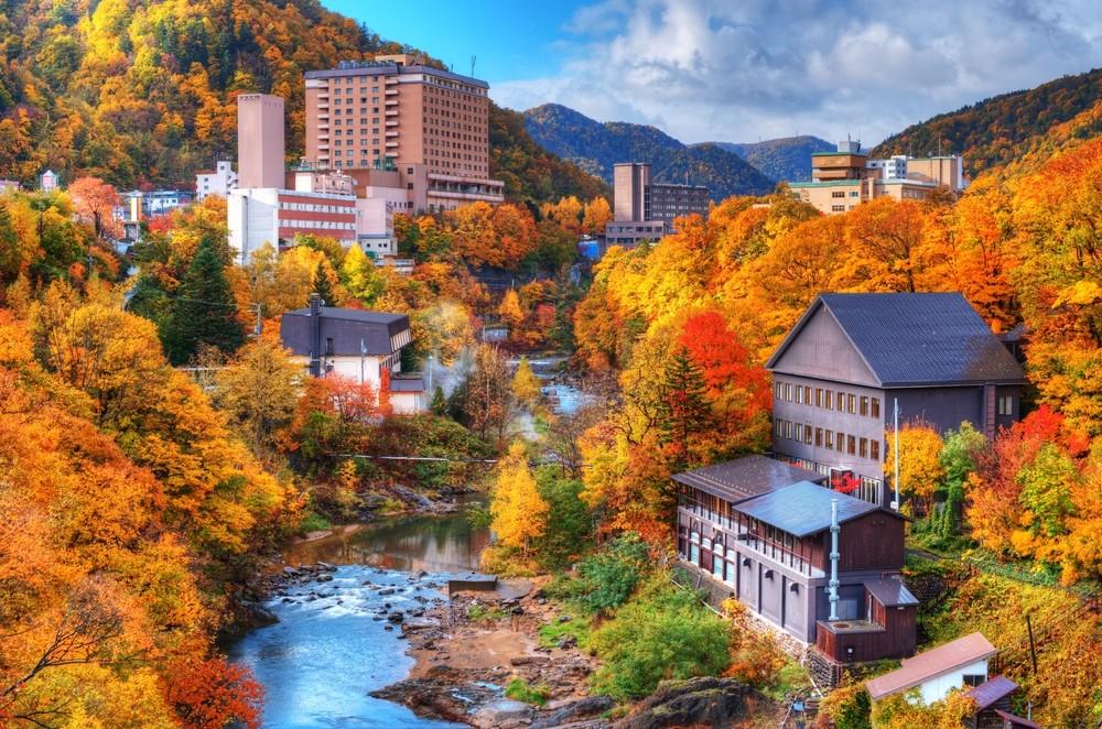 定山渓温泉の温泉宿 人気の旅館ランキング厳選10