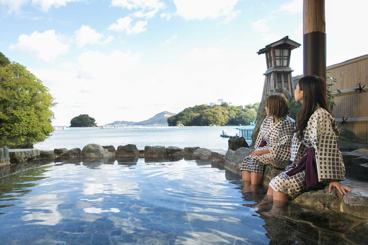 鳥羽温泉の温泉宿 人気の旅館ランキング厳選10
