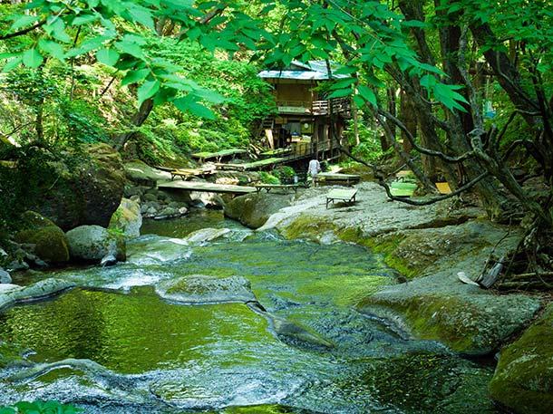 塩原温泉の温泉宿 人気の旅館ランキング厳選10