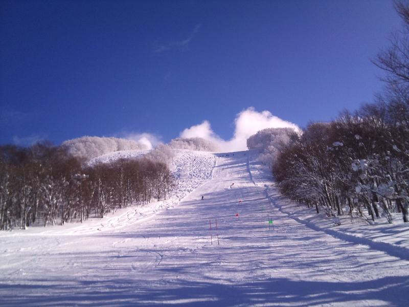 青森県のおすすめスノボー&スキー場!人気ランキングBEST10