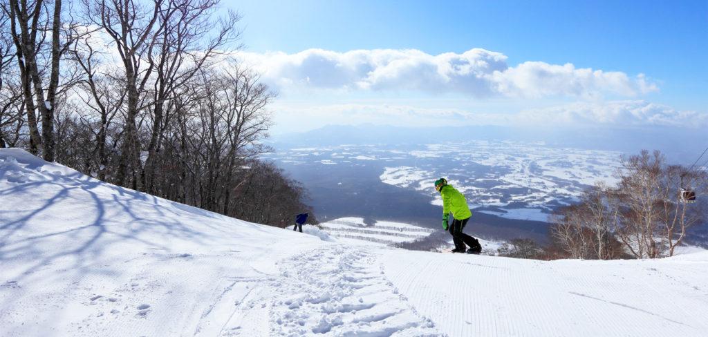 岩手県のおすすめスノボー&スキー場!人気ランキングBEST10