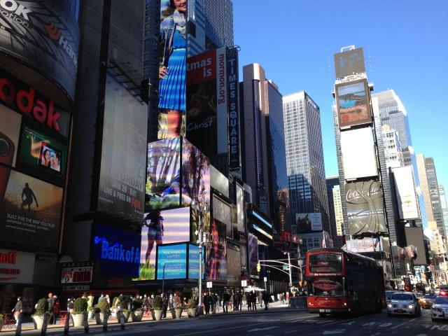 ニューヨーク旅行は実は危険?治安と最低、注意しておきたい11のこと