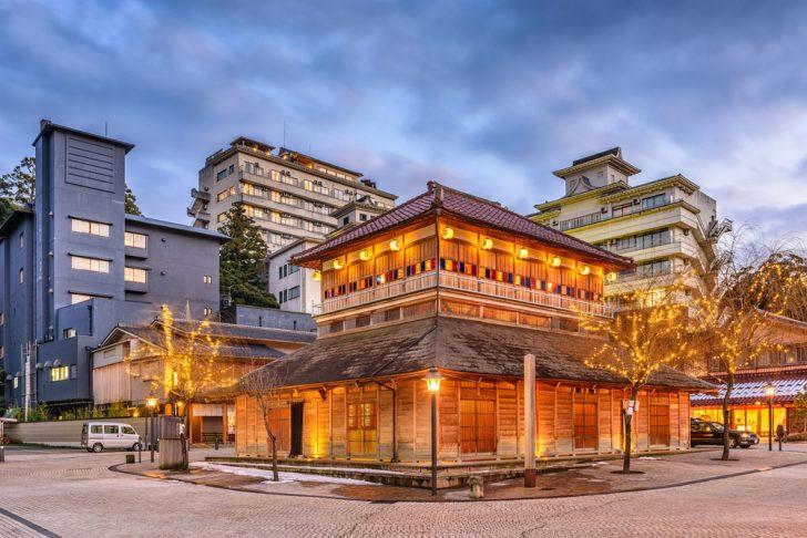 山代温泉の温泉宿 人気の旅館ランキング厳選10