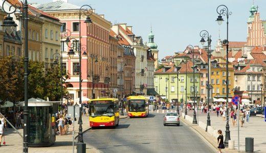 【2020年】ポーランドの治安情勢最新版!旅行者が注意すべきポイントまとめ